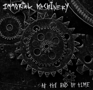 Immortal Machinery Album Cover HQ